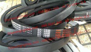 Dây curoa 8V dây curoa 5V chính hãng giá sỉ, 3v450, 3v425 mitsusumi robota