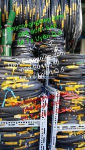 Dây curoa trơn, dây đai trơn, dây curoa hình thang chuyên dụng, curoa máy may, máy cắt đá, CNC, công nghiệp bản A, B, M, FM, C, D, E, K