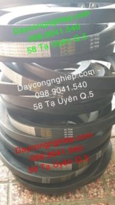 Dây curoa 8V dây curoa 5V chính hãng giá sỉ, 3v450, 3v425, 5v1500, 5v2000, spb2260, spc5000