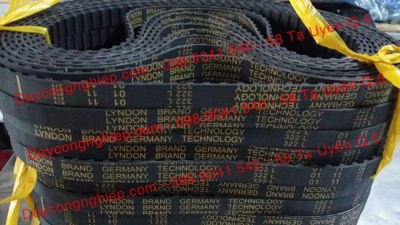 Phân phối dây curoa giá sỉ. Dây răng PU, dây răng cao su các loại 3M, 5M, XL, L, H, XXH, XH, T10, AT10, S8M, D5M,...