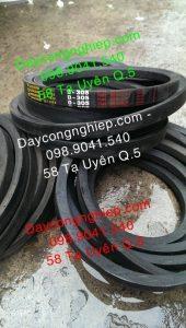 Dây curoa trơn bản D như D300, D305, D330, và E330, E345 chuyên dụng cho máy cắt đá, máy khoan ngành công nghiệp khai khoáng