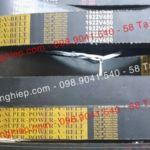 Dây curoa rảnh dọc PK, PJ, PH và dây điều tốc, biến tốc 1422V, 1922V, 2322V