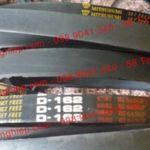 Dây curoa trơn hình thang bản A, B, C, D, M, FM, K thương hiệu tri angle, mitsuba, sanwu, bando, mitsuboshi